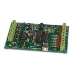 kit USB experiment int.f. board