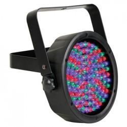 PAR 56 platte RGB LED straler DMX