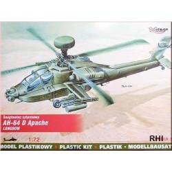 AH-64 D APACHE-LONGBOW 1/72