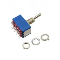 tuimelschakelaar mini  4x om  gat-6.5mm