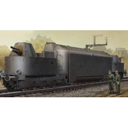 GERMAN ARMORED TRAIN PANZERTIEBWAGEN NR.16 1/35