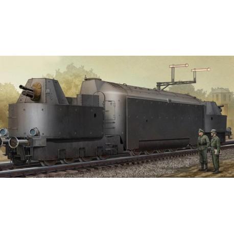 GERMAN ARMORED TRAIN PANZERTIEBWAGEN NR.16 1/35