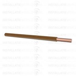 vd install draad bruin 2.5 p/m
