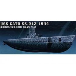 USS GATO SS-212 1944 1/144