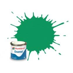 Humbrol Enamel 50 metaal groen 14ml. (Revell 97)
