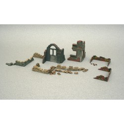 ACCESOIRES AND RUINES 1/72