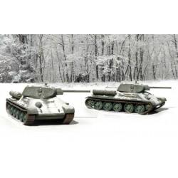 T-34 + 76M42 1/72