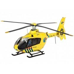 AIRBUS EC135 ANWB HELI 1/72 14X14CM
