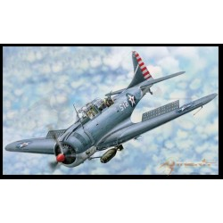 MERIT SBD-3/4 DAUNTLES 1/18