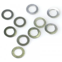Shims 8x4x0,5mm 6st.