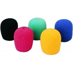 Gekleurd micr. windkap 40-50mm
