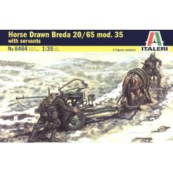 HORSE DRAWN BREDA 20/65 1/35