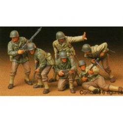 US ARMY ASSAULT INFANTRY 1/35