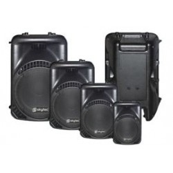 "HiPower 15"""" 300Wrms PA speakerSET opruiming"