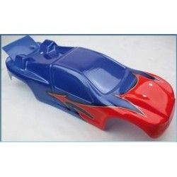 Painted 1/10 buggy body S10