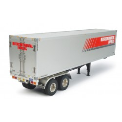 US container semi-trailer 1/14