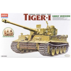 GERMAN EARLY TIGER I 1/35