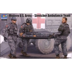 MODERN U.S ARMY AMBU TEAM 1/35