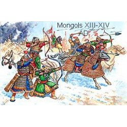 MONGOL RIDERS 1/72