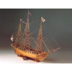 Brits handelsschip Endeavour 78cm