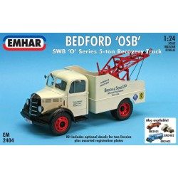 BEDFORD SWB RECOVERY TRUCK 1/24