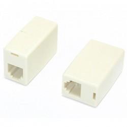 Adapter f-f     rj11