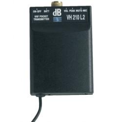 dasspeldzender+micr VH-210L/A