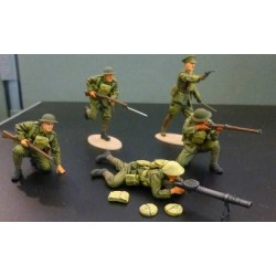 WWI BRITISH INFANTRY 1/35