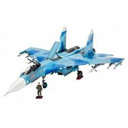 SU-27 SM FLANKER 1/72