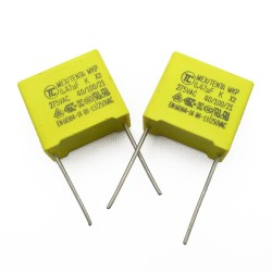 X2-kondensator  100nf 250vac