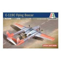 FLYING BOXCAR C-119C 1:72