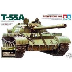 RUSSIAN MEDIUM TANK T-55A 1/35
