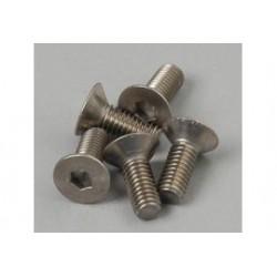 titanium inbusschroef m3x5