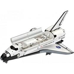 SPACE SHUTTLE ATLANTIS 1/144 25.2CM