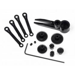 High speed gear set Q32