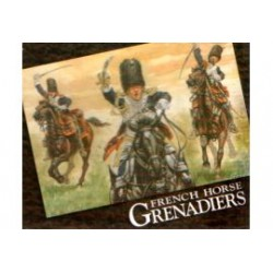 GRENADIERS A CHEVAL 1/72