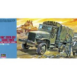 GMC TRUCK 1/72