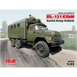 ZIL-131 KSHM SOV. ARMY 1/35