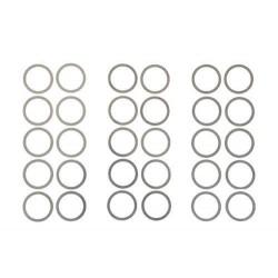 3mm shims 10x 0.1-0.2-0.3mm