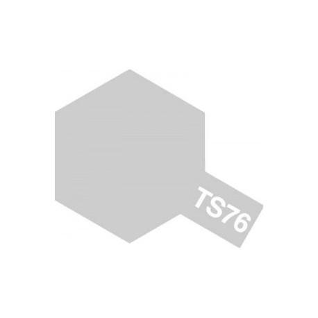 Acryl spuitbus plastics Mica zilver TS-76 100ml.