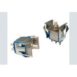 puls-drukschakelaar    1x om  gat-12.5x15.5mm