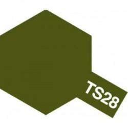 Acryl spuitbus plastics olive drab 2 TS-28 100ml.