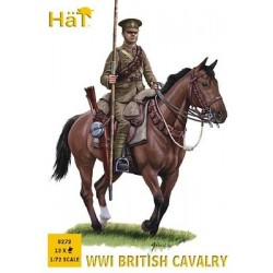 WWII BRITISH CAVALRY 1/72