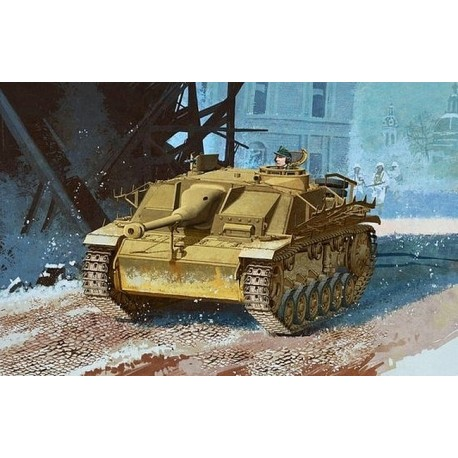 StuG.III Ausf.G dec 1944 Production (smart kit) 1/35