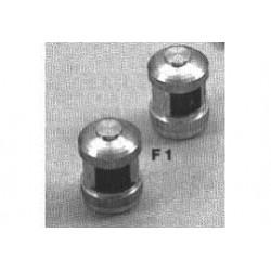 positielantaarns rd/gr 8x12mm