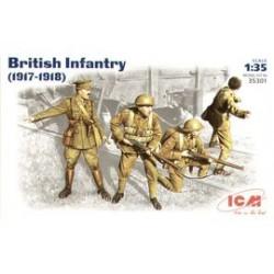 BRITISH INFANTERY 1/35