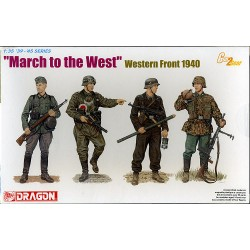 MARCH TO THE WEST 1/35