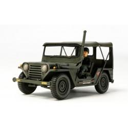 """US Utility Truck M151A1 - """"Vietnam War"""" 1/35"""