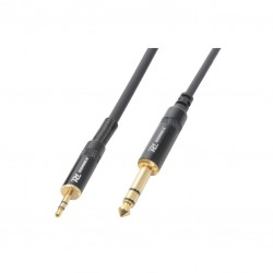 3.5jack 6.3 stereo 3m