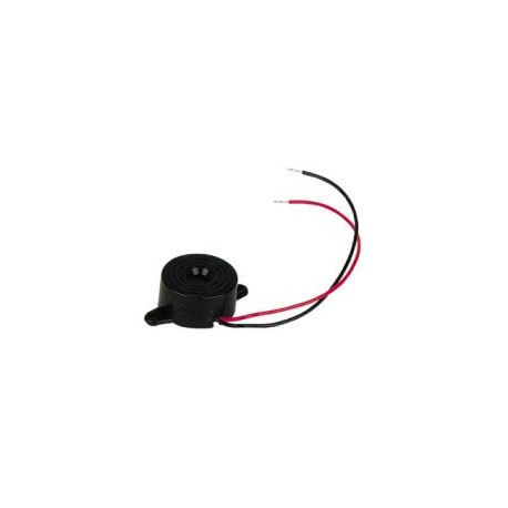 Solid state buzzer 1.5-15VDC